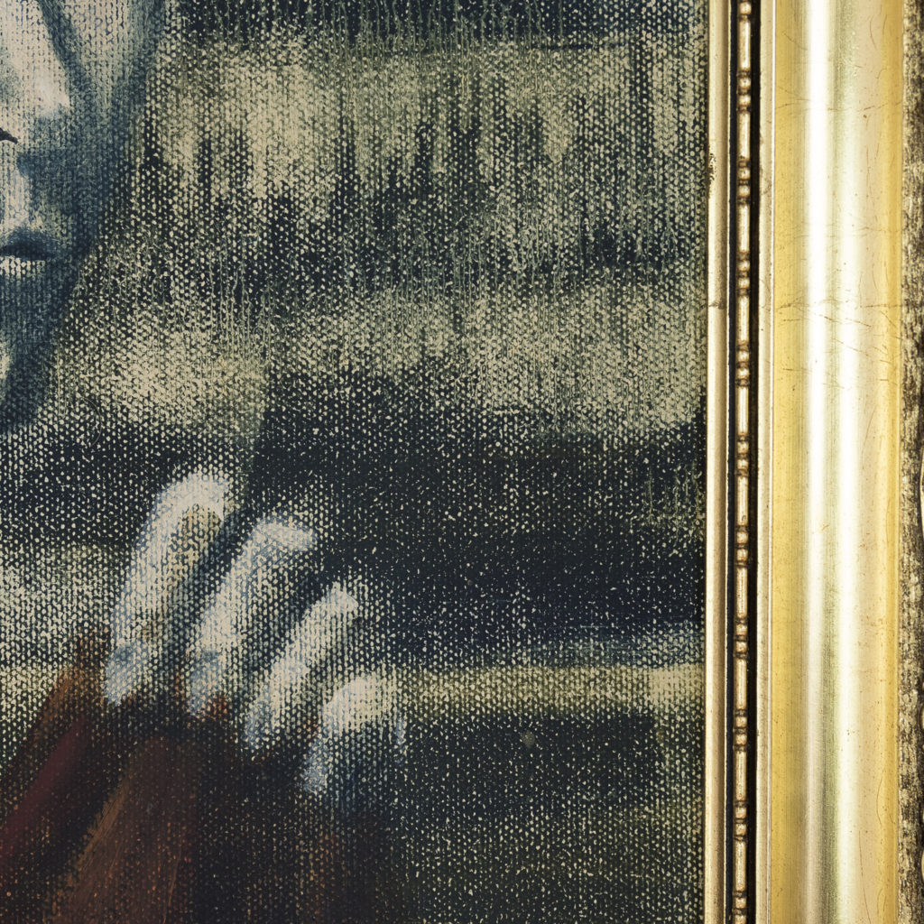 Self portrait as a Renaissance Lady, by Sheila Steafel-140364