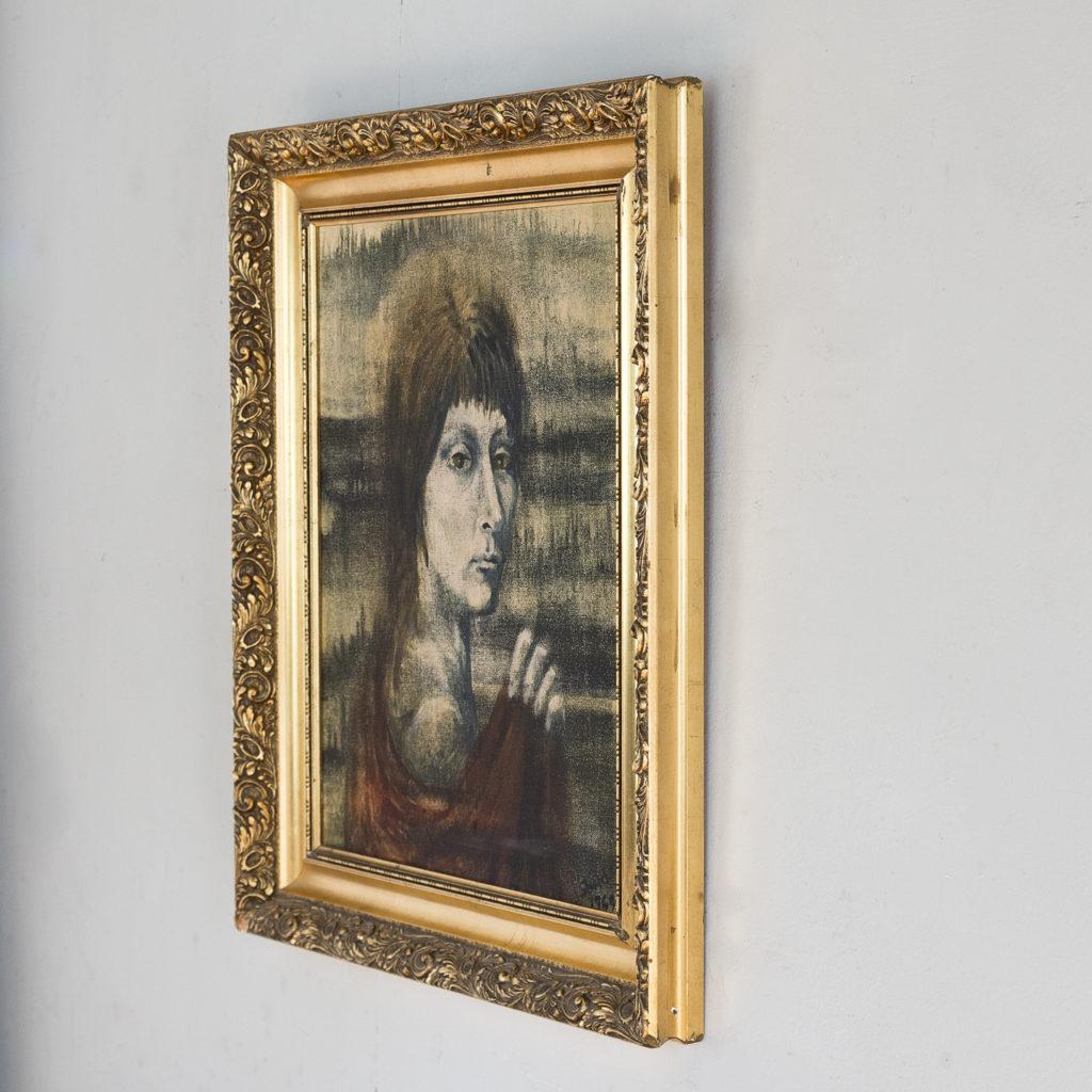 Self portrait as a Renaissance Lady, by Sheila Steafel-140366