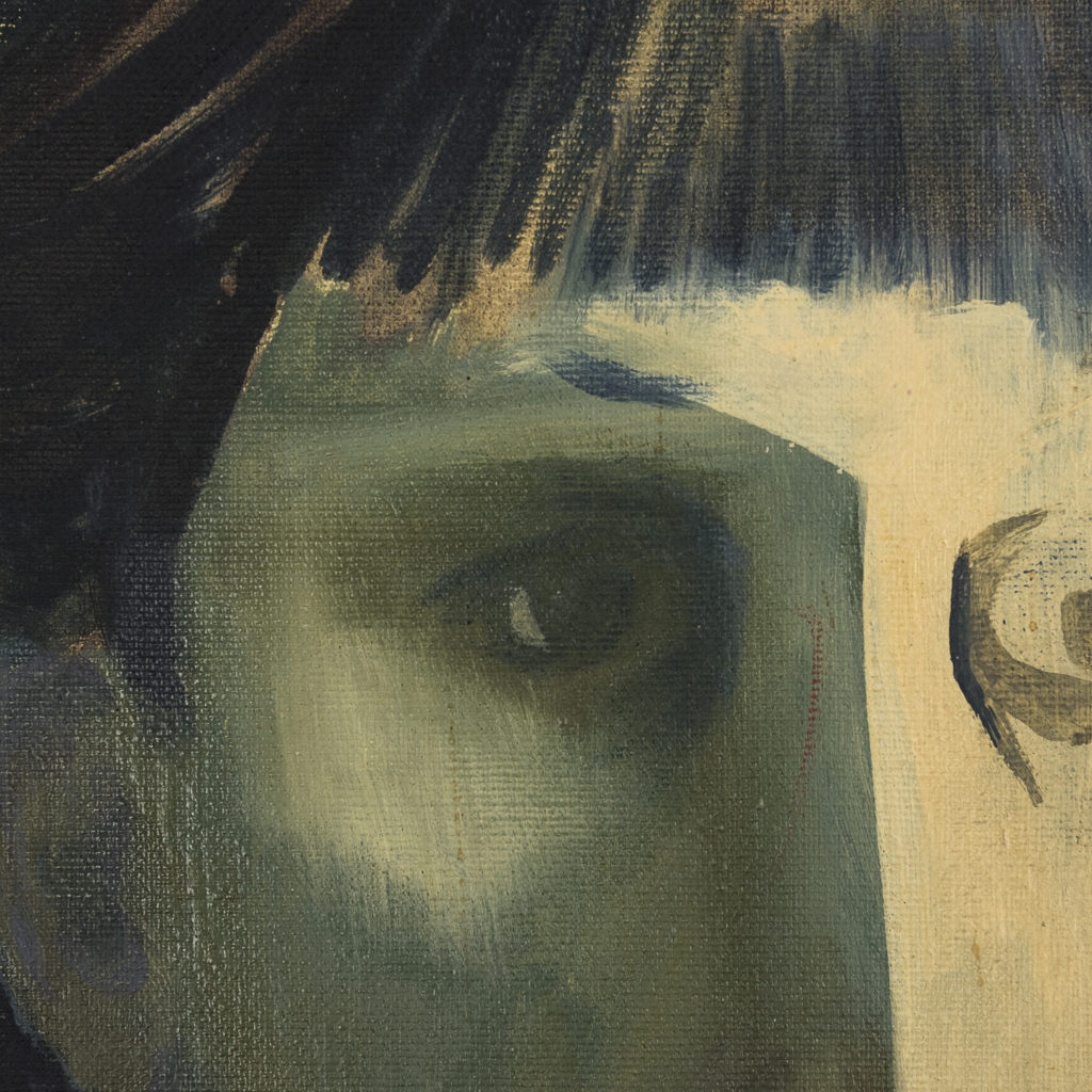 Self portrait, by Sheila Steafel-140372