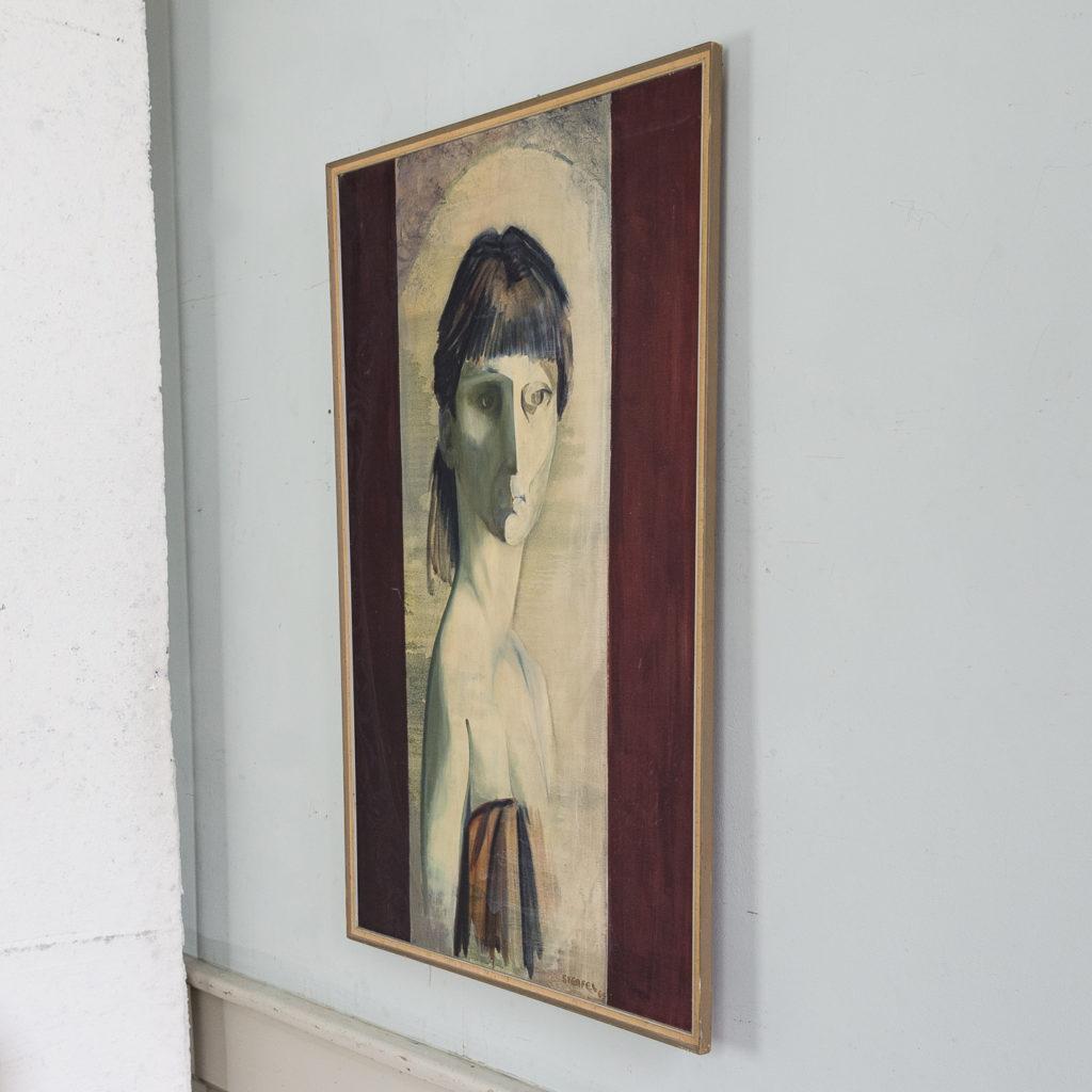 Self portrait, by Sheila Steafel-140368
