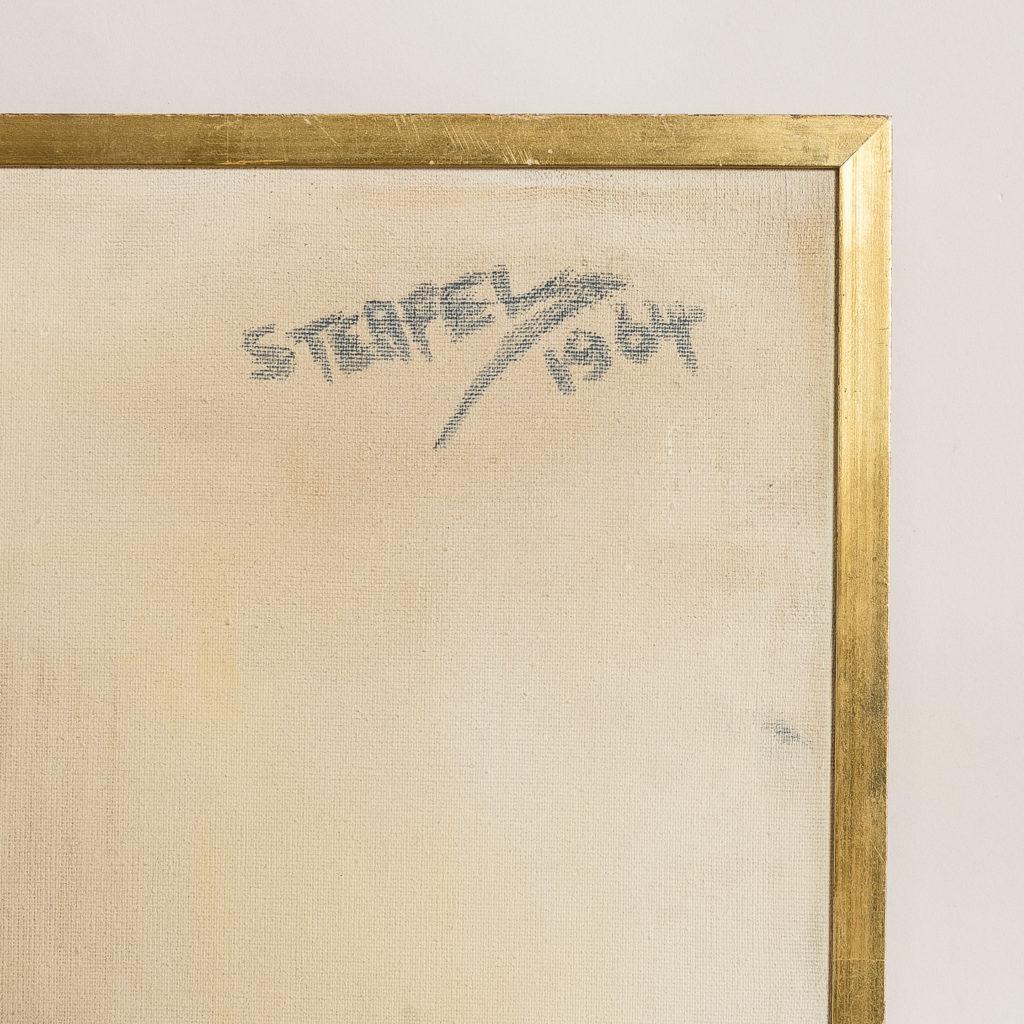 Pregnant Lady, by Sheila Steafel-140351