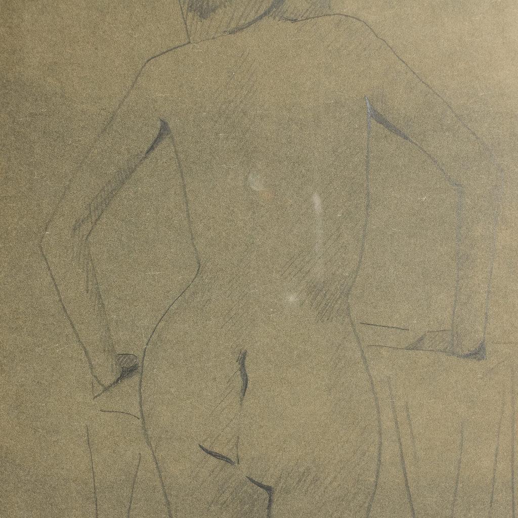 Nude by Sheila Steafel