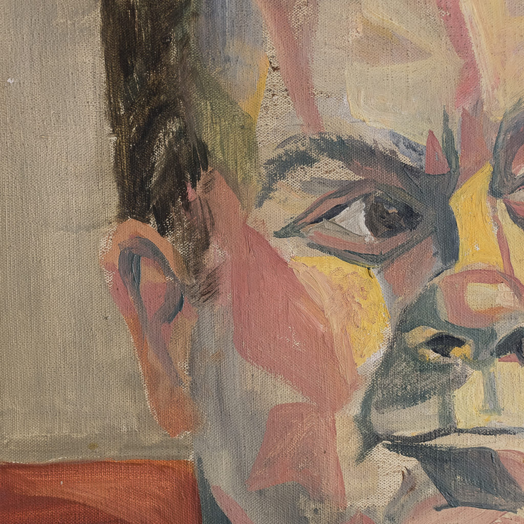 Portrait of a gentleman by Sheila Steafel-140333