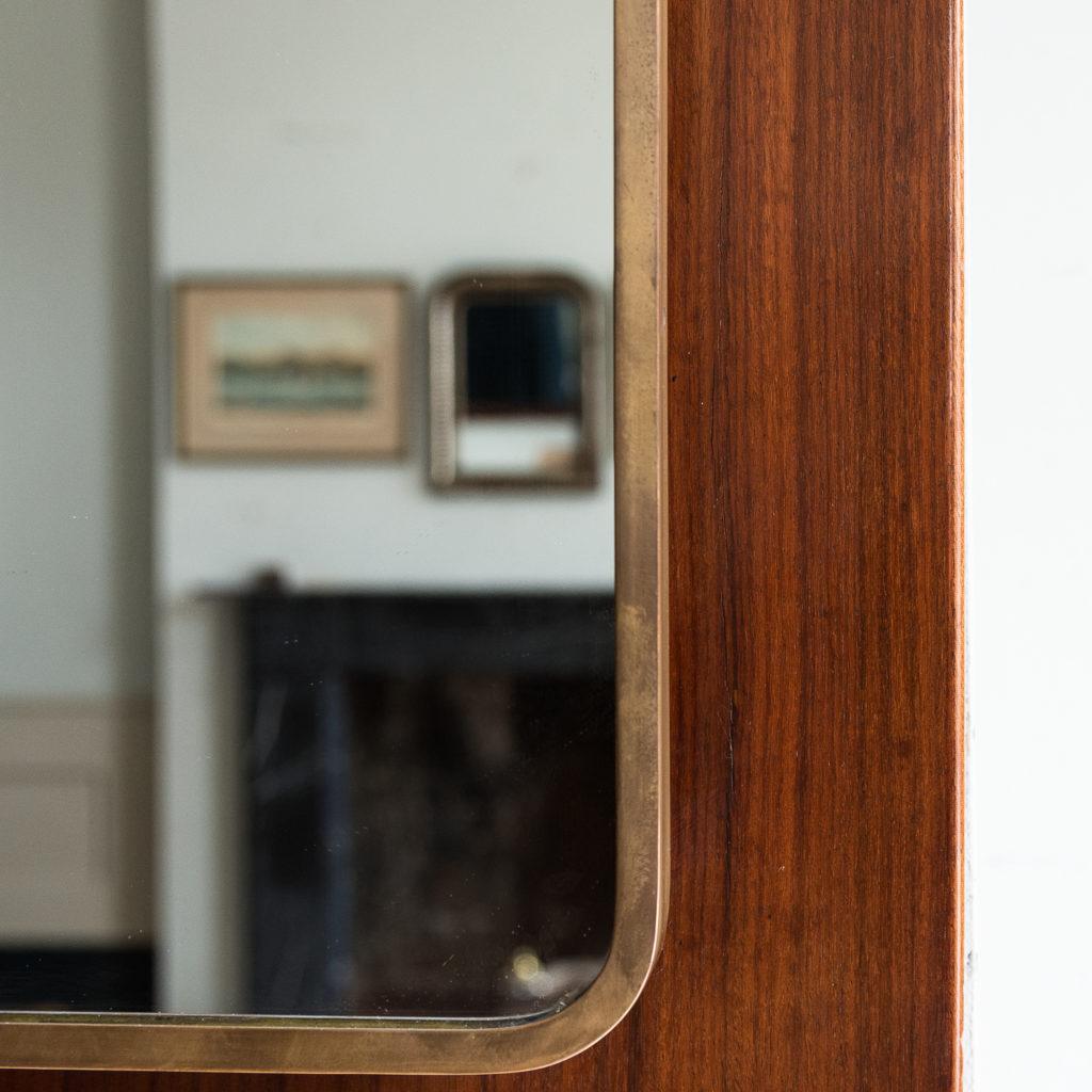 Large Italian 1950s hall mirror,-140566