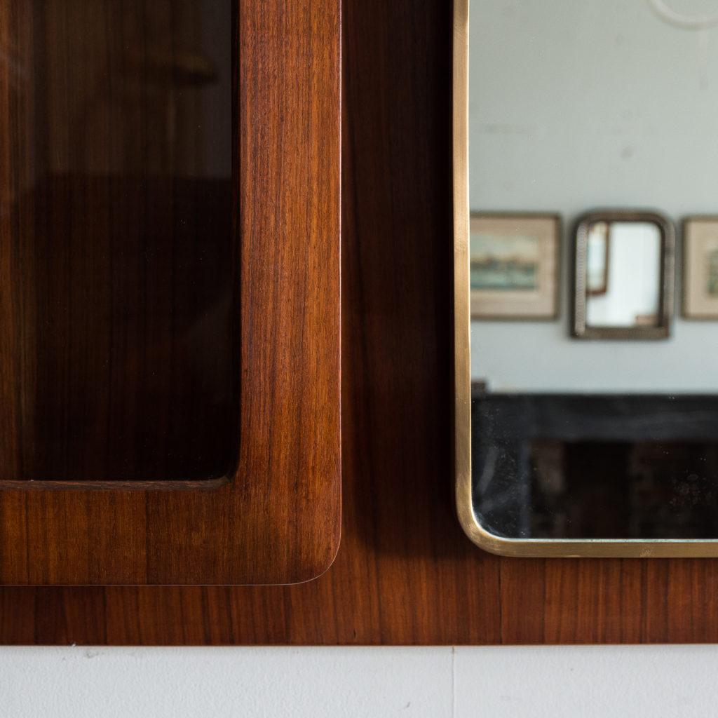 Large Italian 1950s hall mirror,-140568