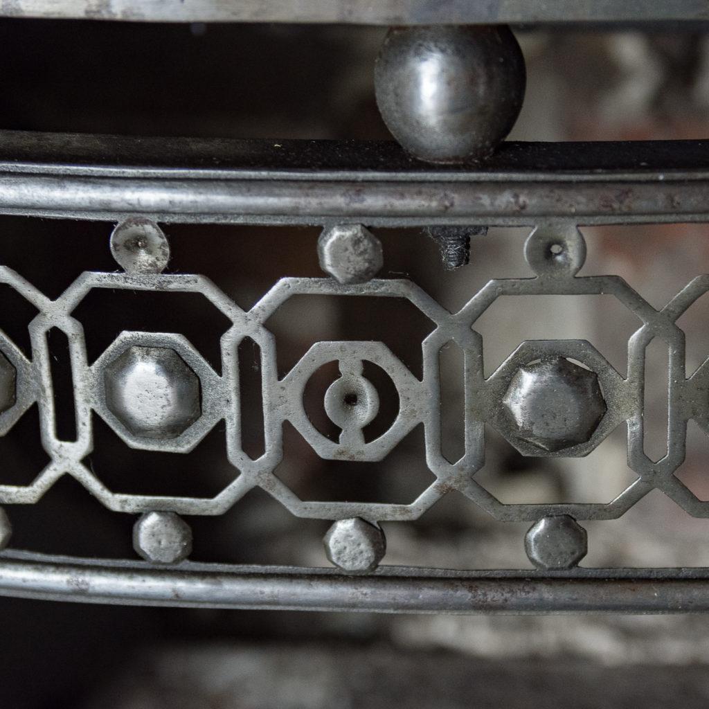 George IV cast iron register grate,-140594
