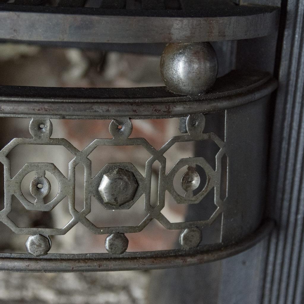 George IV cast iron register grate,-140596