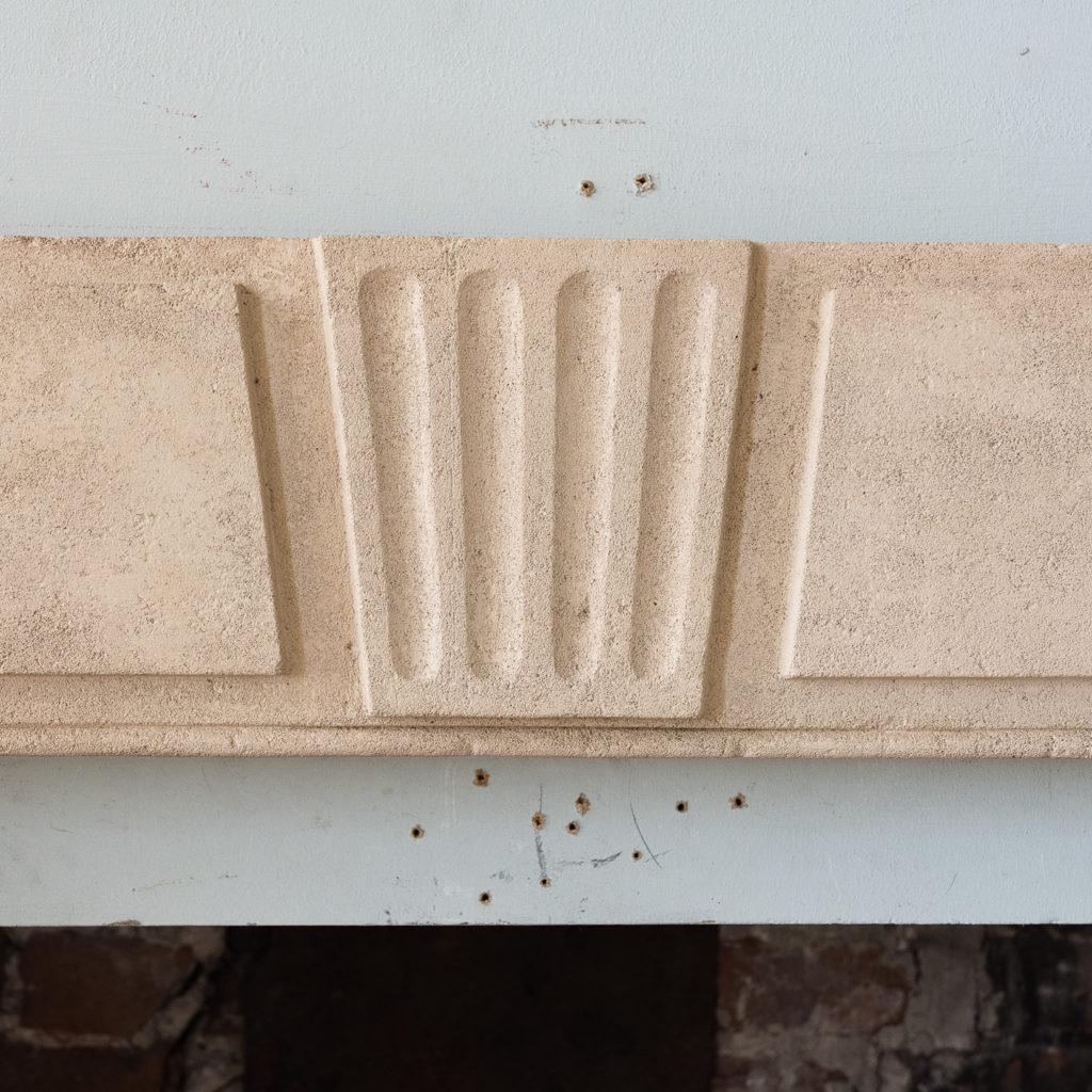 fluted keystone