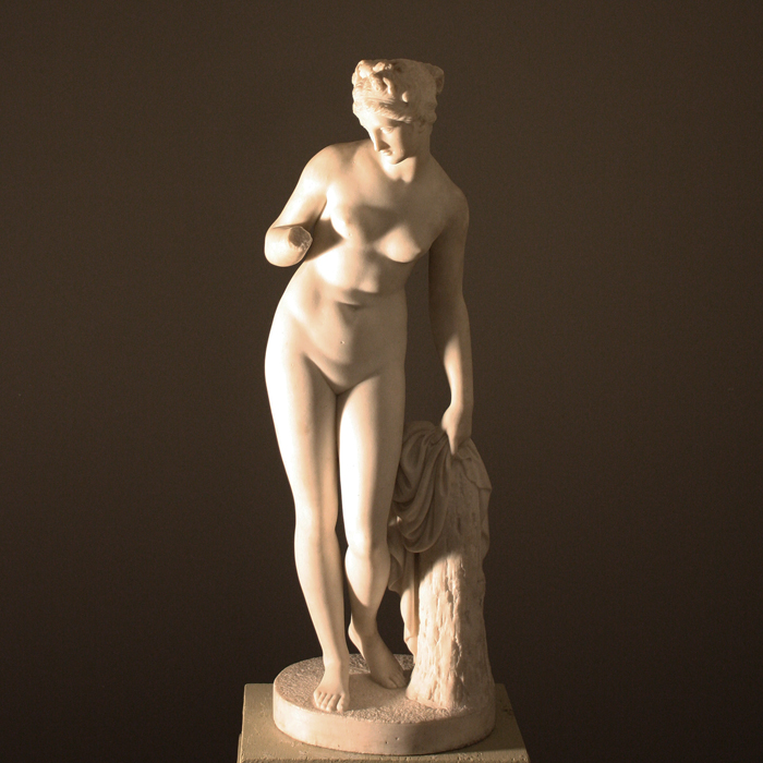 Marble statue of Venus