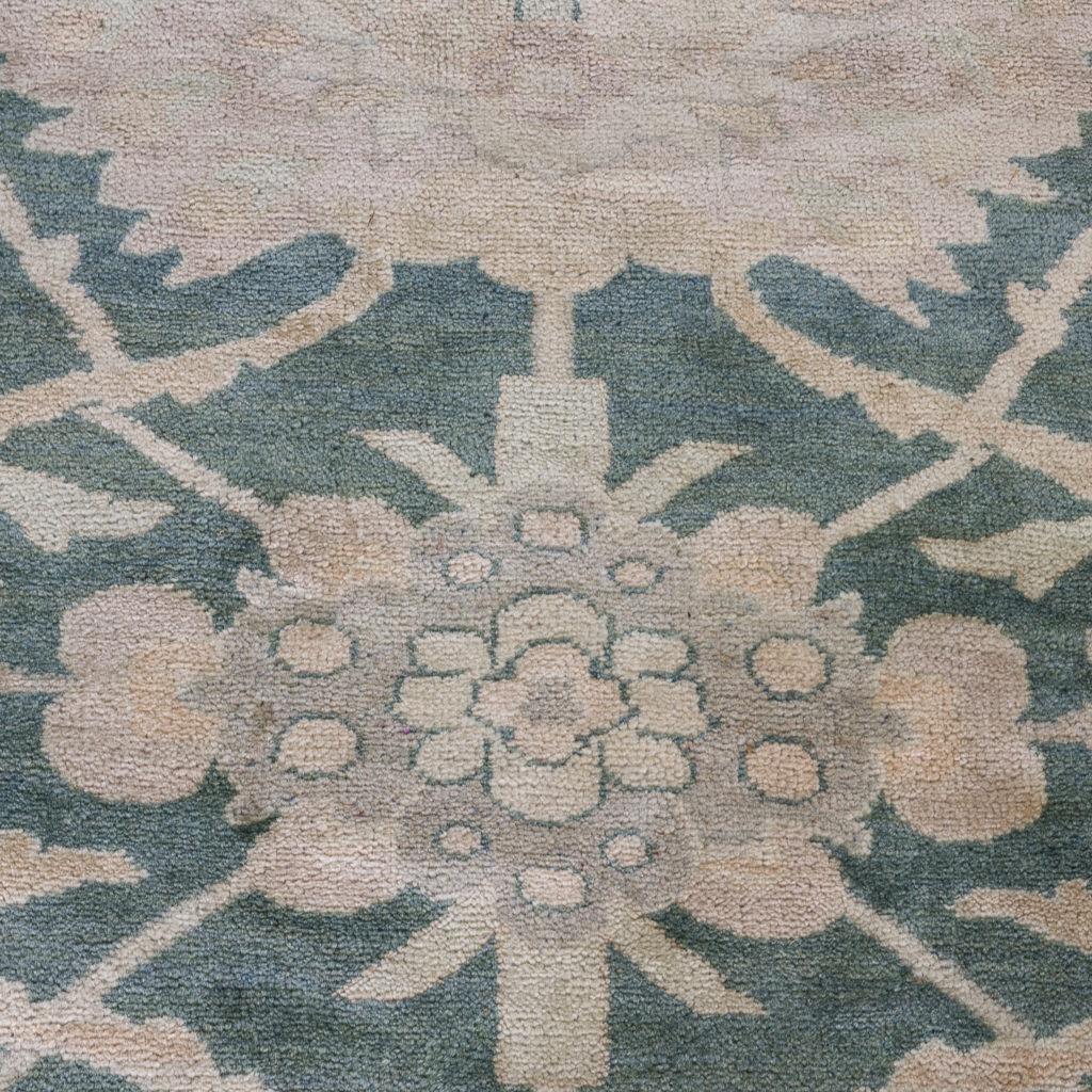 Large Persian Zieglar carpet