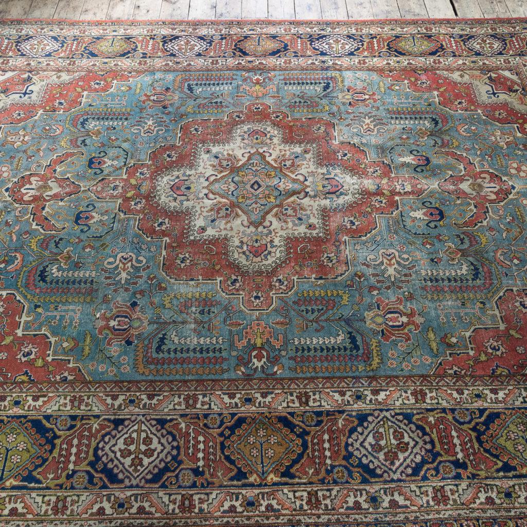 Mid-twentieth century Persian Tabriz rug