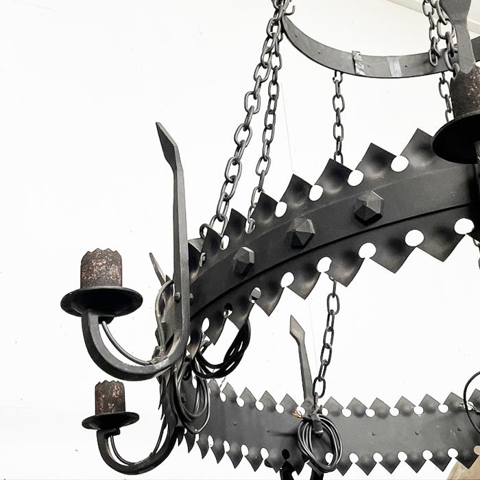 circlet chandelier