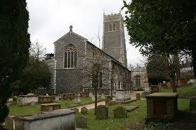 St. Mary's Church, Woodbridge