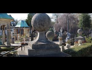 LASSCO Three Pigeons Garden