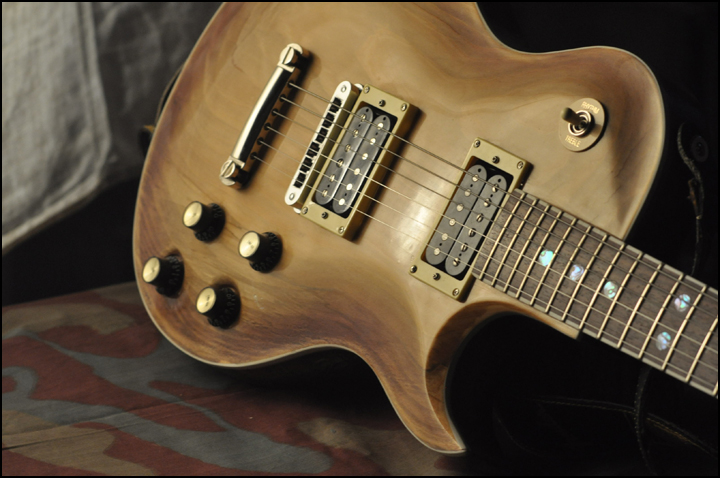 Woolwich Ferry Guitar