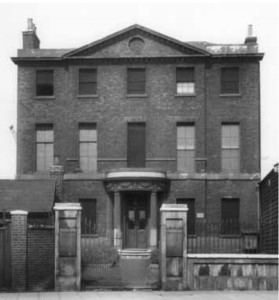 Brunswick House in 1942