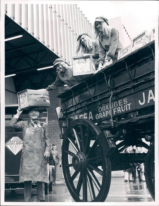 Covent Garden Market 40th Anniversary image