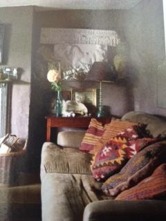 Allt-y-Bela small sitting room