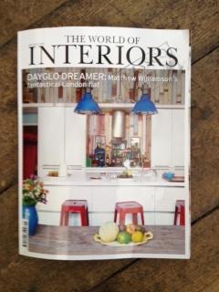 World of Interiors May 2015