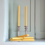 Bermondsey Bees beeswax candles
