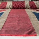 Surviving Union Jack from the Battle of Trafalgar