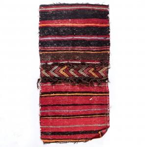 Afghan Kilim Saddle Bag