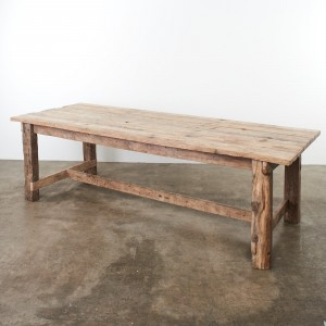 31469 - Long Oak Dining Table_003