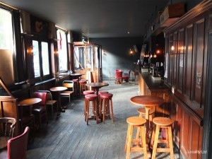 An Islington Public House with Victorian Baltic Pine floor