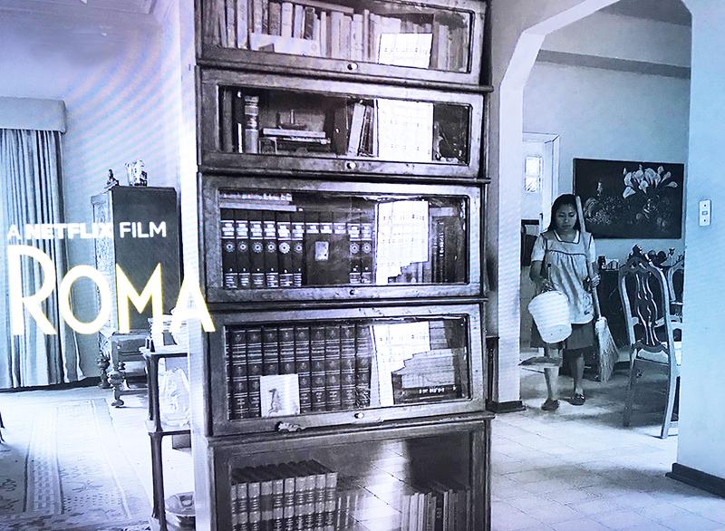 Roma - Bookcases